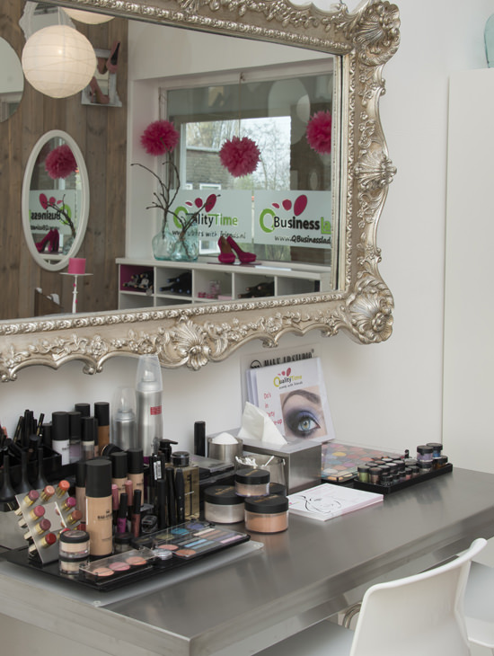 Make-Up Event | Beautiful You Events with Friends