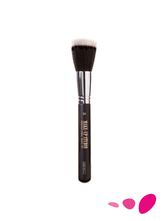 Events with Friends Make-up Studio Foundation Polish brush nr.-36