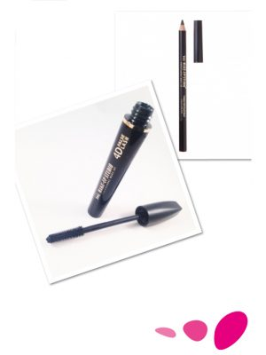 Look Alessia Mascara 4d en Creamy Kohl Black | Events with Friends
